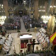 La missa de la Festa Major de Barcelona