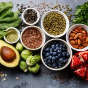 The top 10 superfoods for a healthy life