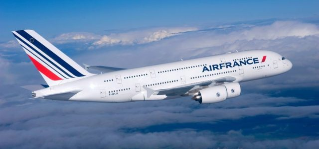Michelin Stars in the Sky is possible with Air France