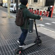 E- Scooter, the new controversial mobility