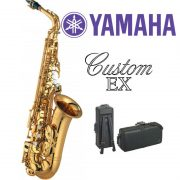 The new saxophone Yamaha Custom EX