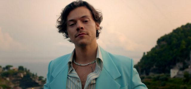 Harry Styles publishes the 'Golden' video from 'Fine Line'