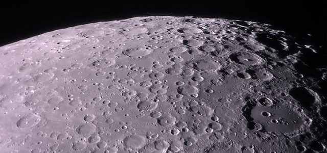 NASA discovers accessible water on the sunlight of the Moon.
