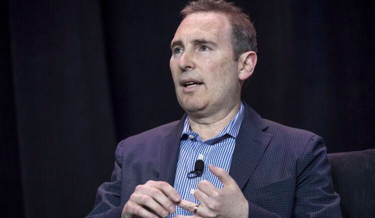 Andy Jassy, who currently heads Amazon Web Services, will take over as Amazon CEO from Jeff Bezos later this year.