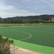 The social and sports club in Terrassa