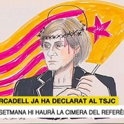 TV3 compara Forcadell amb Jesucrist