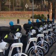 Motosharing as a new way of moving between students