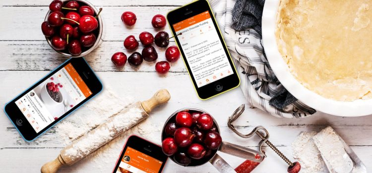 Cooking App – Connects generations with taste
